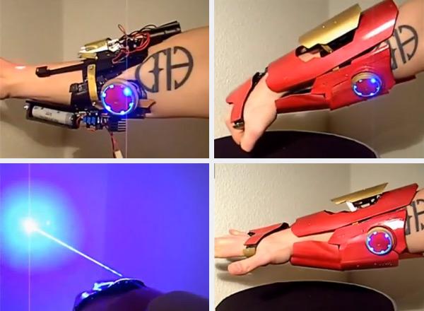 Iron Man Gauntlets