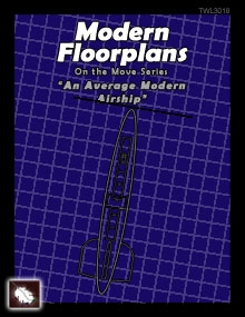 Modern Floorplans Airship