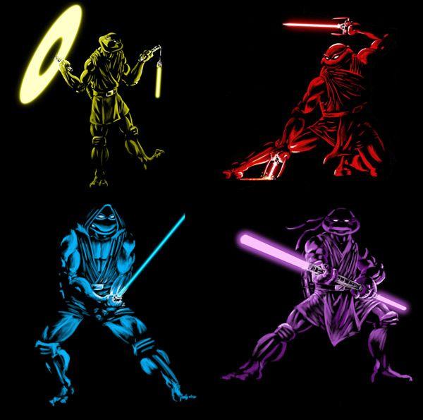 Star Wars Ninja Turtles