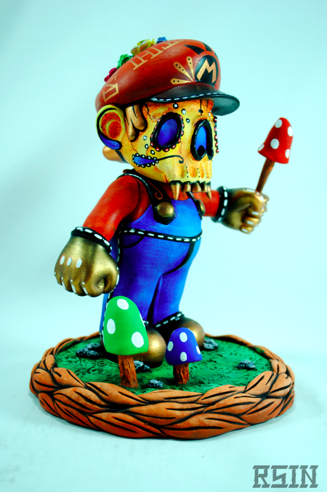 Mario Bros Toys