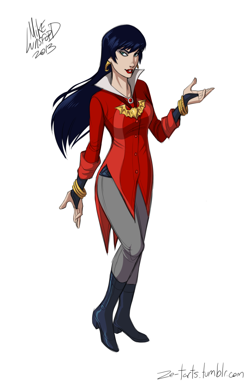 Fully Dressed Vampirella