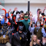 London Super Comic Con 1