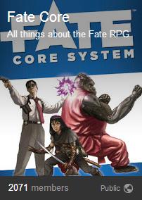 Fate Core