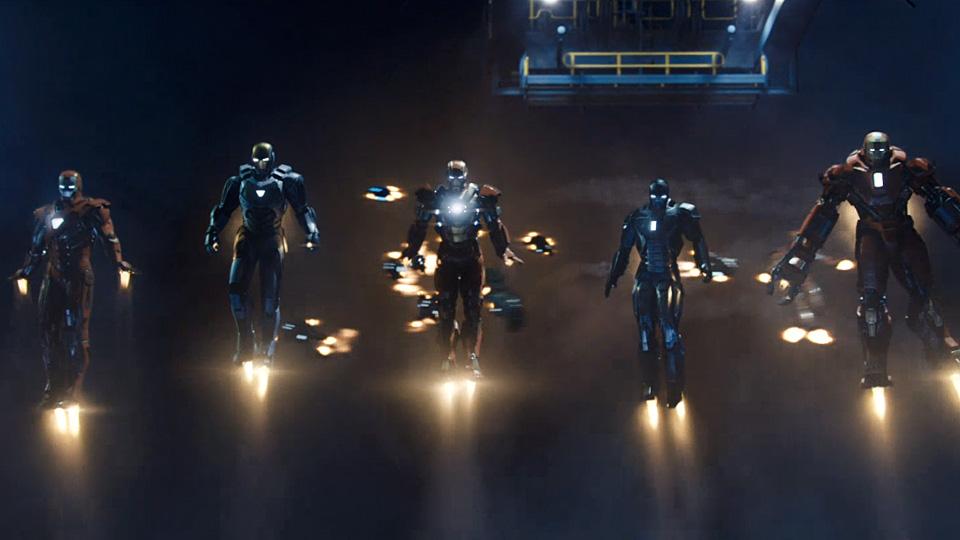 Фильм Железный человек 3 (Iron Man Three) смотреть