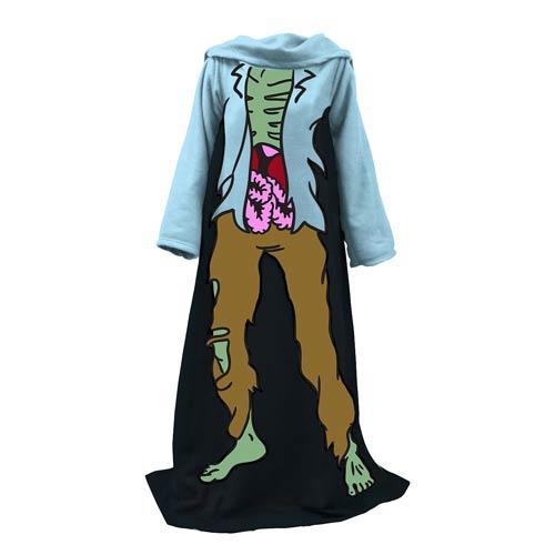 zombie snuggie