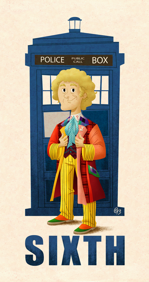 6th Doctor