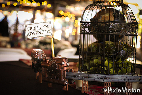 Steampunk Wedding 6