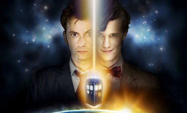Day of the Doctor - 50