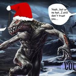 Cold and Dark at Christmas