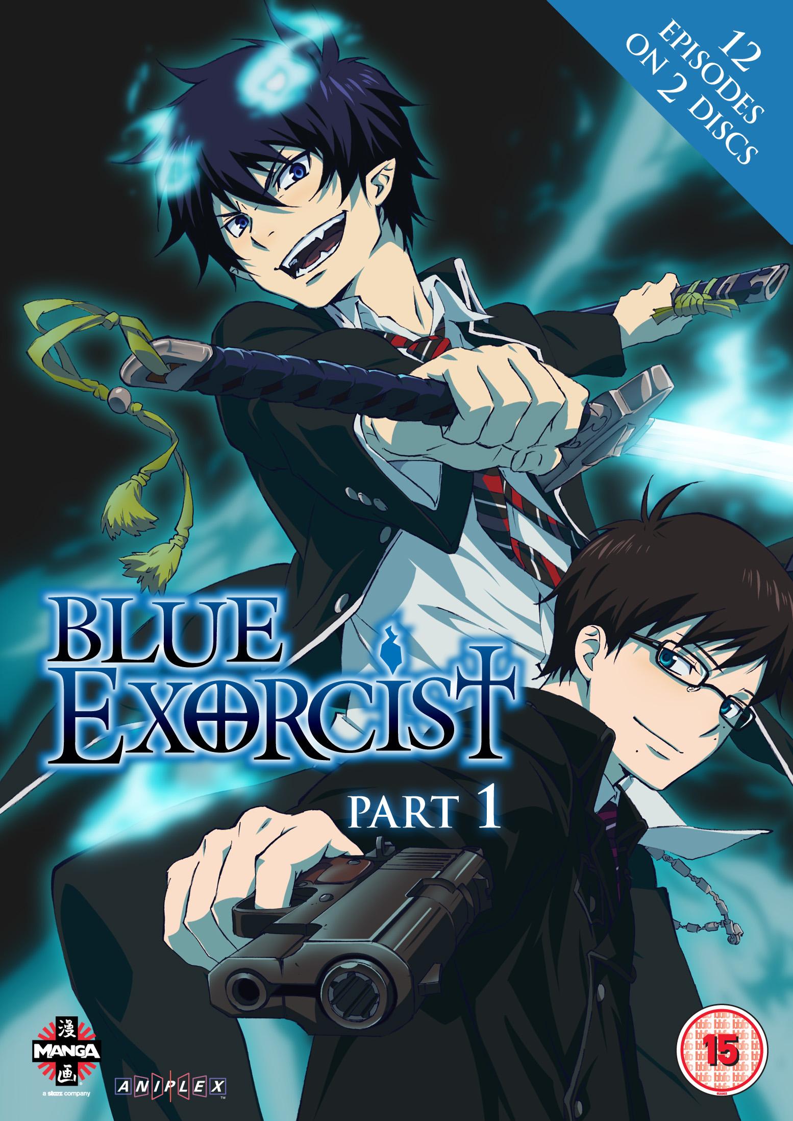 Demon bloodlines: A review of Blue Exorcist part 1