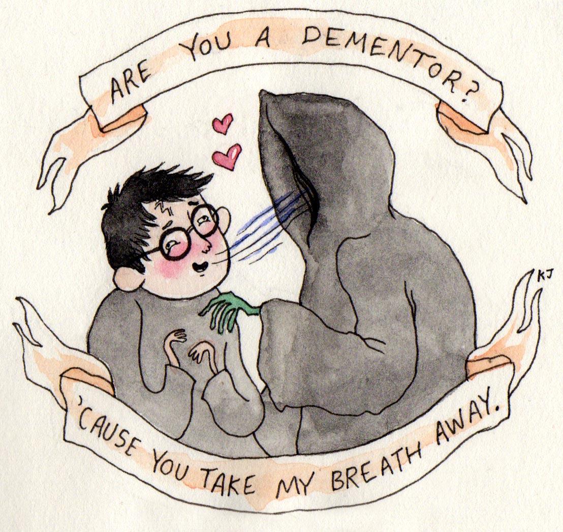 Harry Potter Valentines Day 0