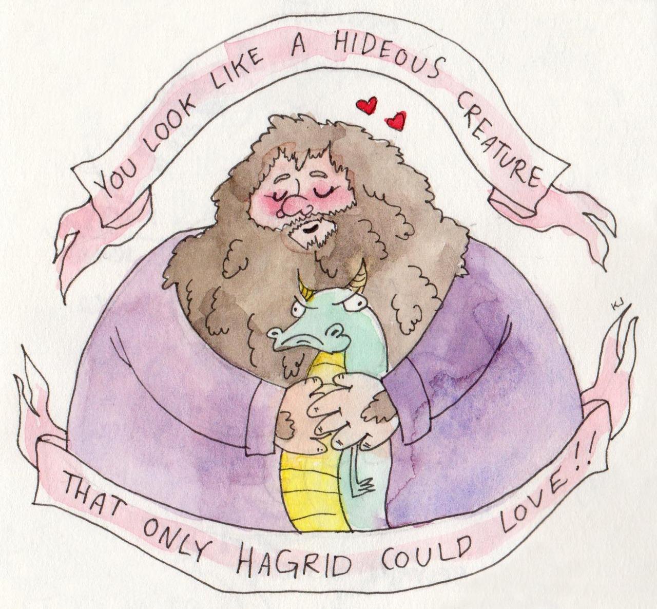 Harry Potter Valentines Day 6