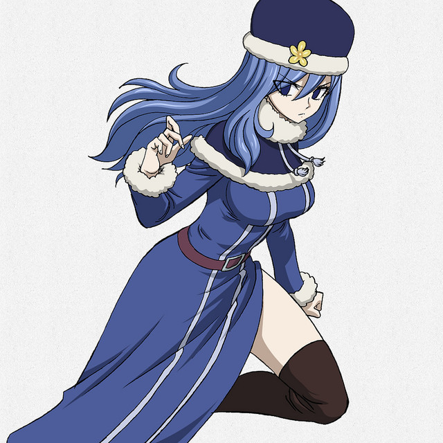 new Fairy Tail designs 13