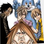 odd Fairy Tail designs 1
