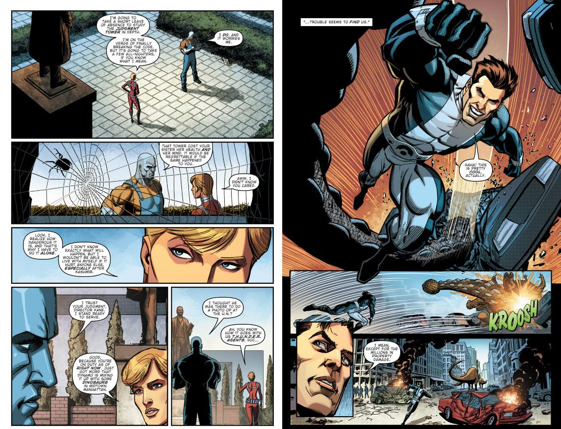 thunder agents 4