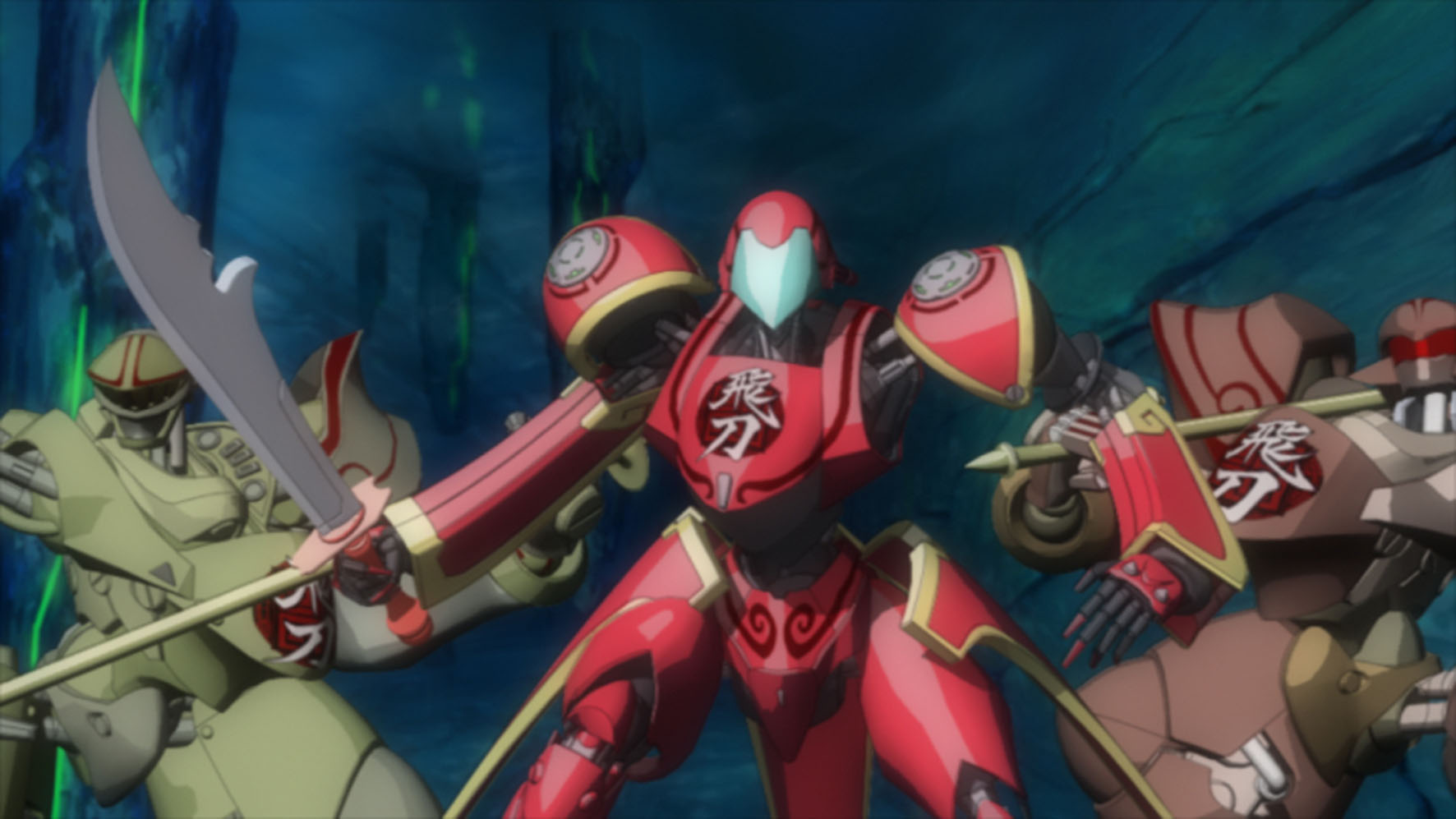 Irregular Reconnaissance: Anime #7