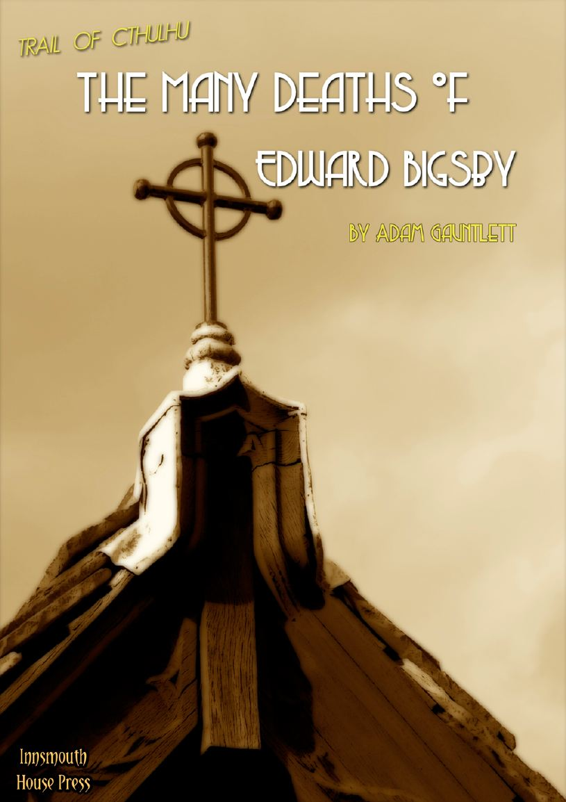 The Many Deaths of Edward Bigsby on RPGNow
