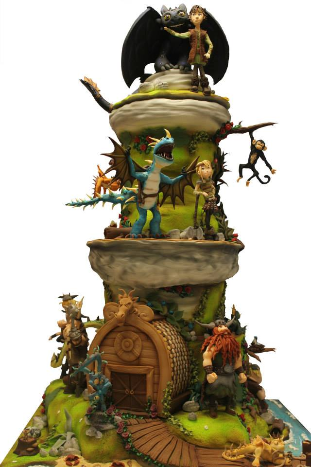 A cake story of how to train your dragon ccuart Choice Image
