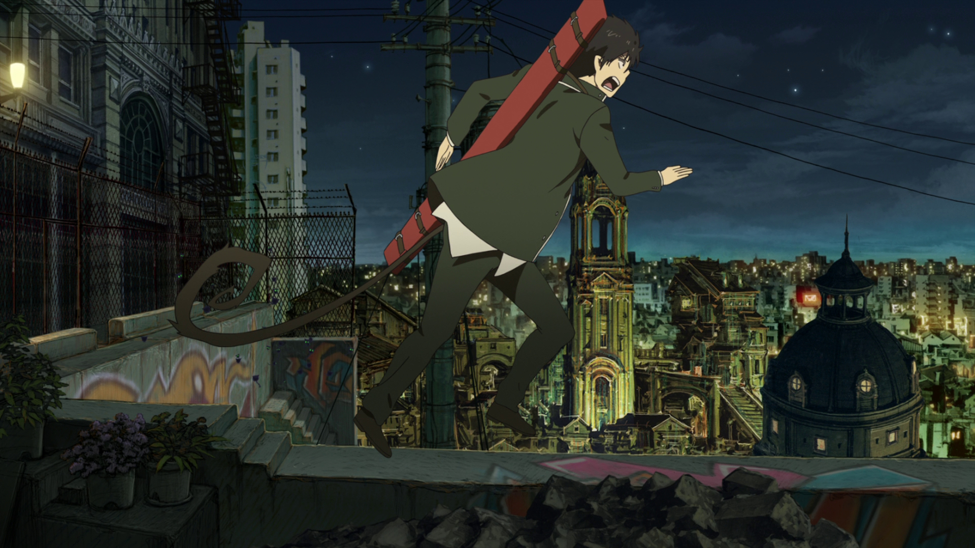 BlueExorcist_TheMovie_1
