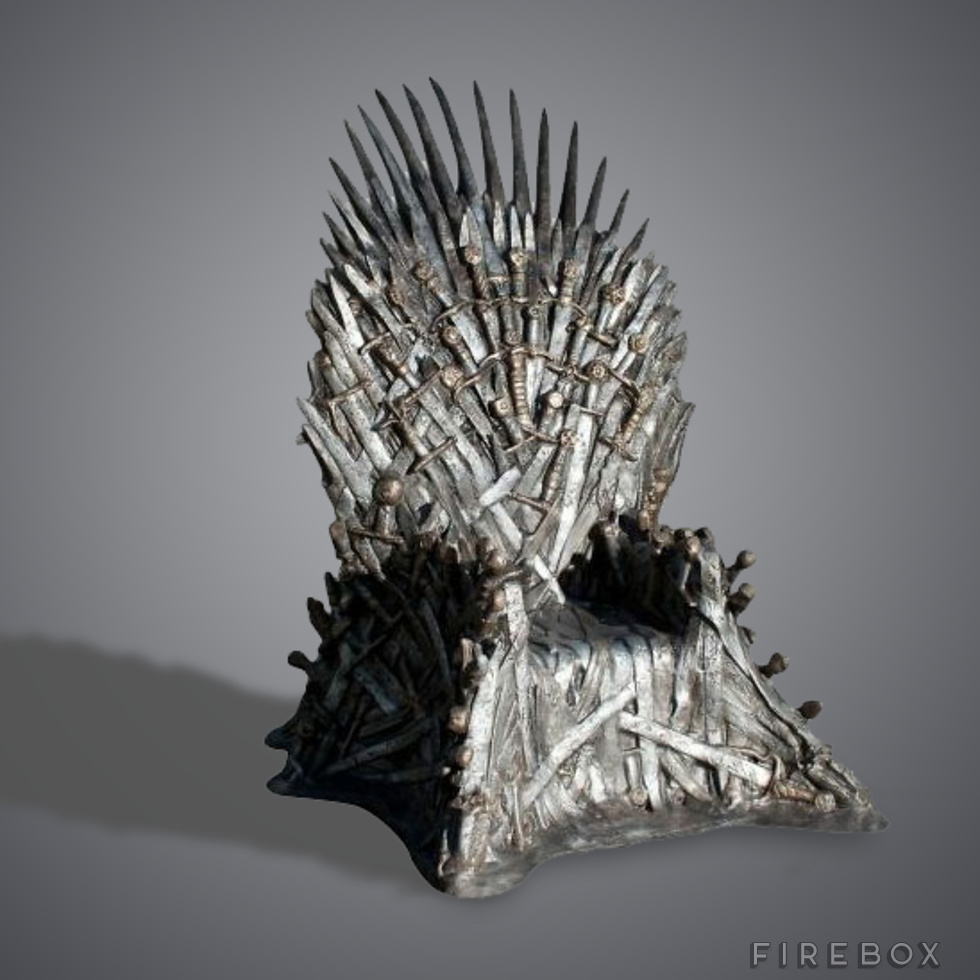 game of thrones buy your own iron throne