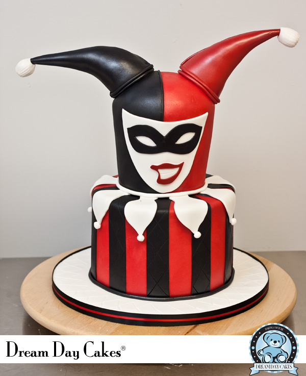 Harley Quinn Birthday Cake Walmart
