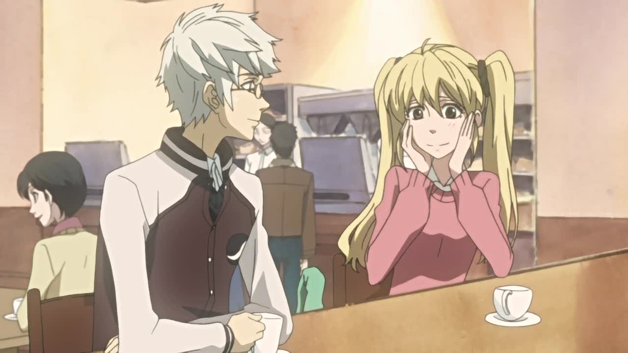 Irregular Reconnaissance: Anime #9 Nabari No Ou Raimei And Kouichi