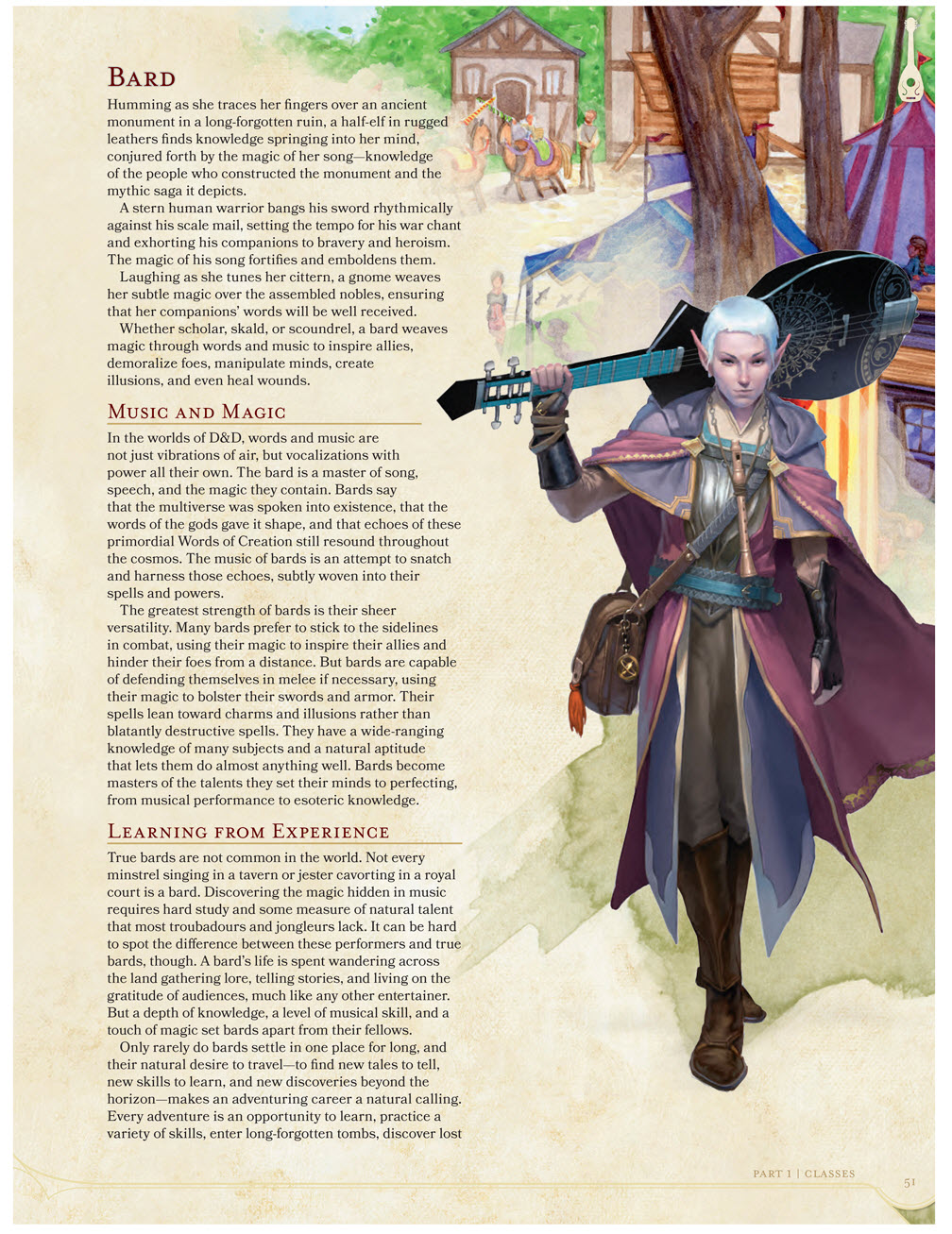 5e monk guide Dungeons and dragons (d&d) fifth edition (5e) class - monk - a master of martial arts, harnessing the power of the body in pursuit of physical and spiritual perfection hit die: d8 primary.