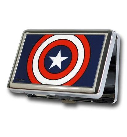 Superhero week 8 superhero business card holders captain america business card holder image waltcapshldcrdhldr primary shsnowatermark colourmoves