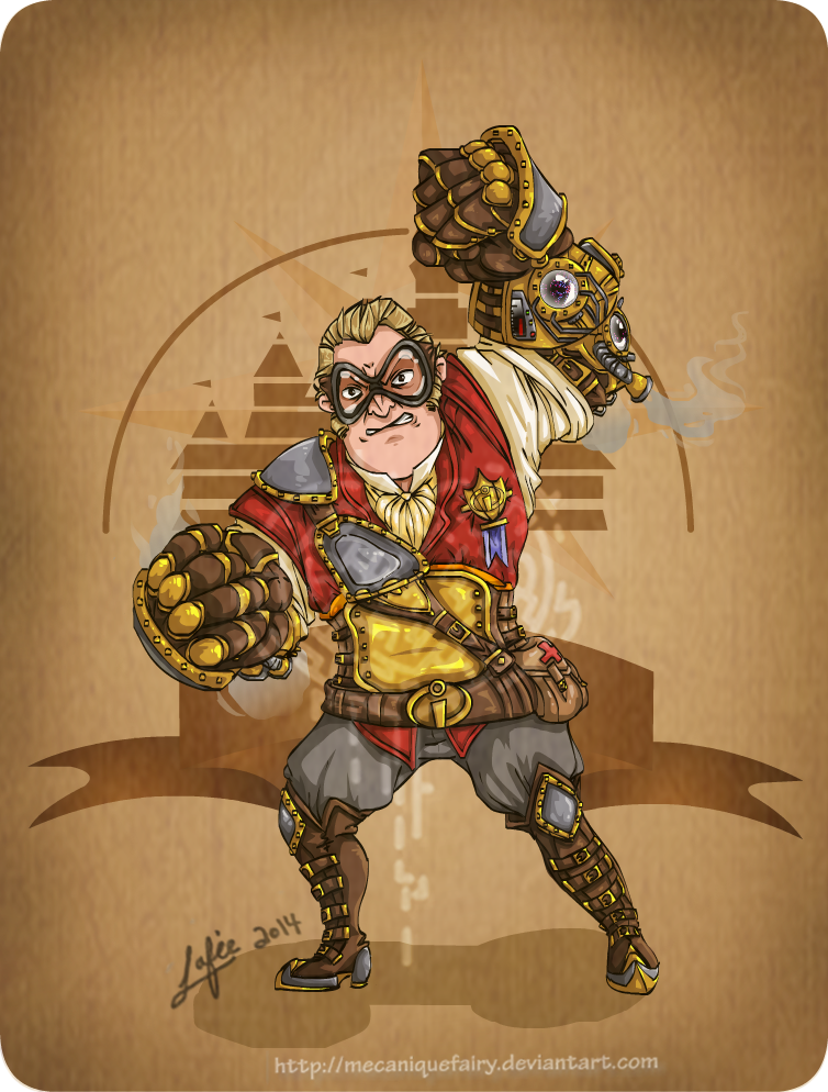 29 disney characters transform into fashionable steampunks
