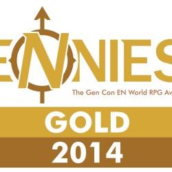 ennies 2014 gold